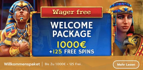 Horus Ein Testbericht über eines der beliebtesten Online-Casinos Deutschlands